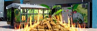 Kotłownie kontenerowe na biomasę